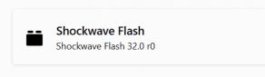 Shockwave Flash